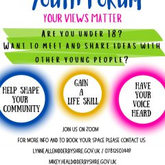 High Peak Youth Forum wants to hear from you!