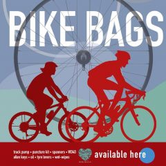 Where to park your bike in New Mills