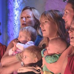 Parent & Baby singing session at Spring Bank Arts