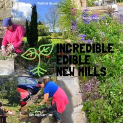 New Mills Gardening Project – Job Opportunity