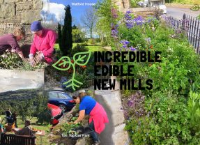 Incredible edible – 10 April starting 11am at Goyt Valley residential home