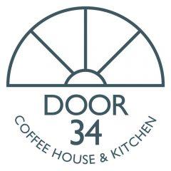 Door 34 cafe – opening soon