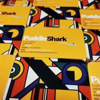 Puddle Shark Design