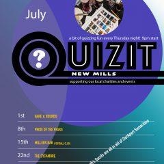 Quizit – July's Quizit venues