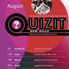 Quizit – August venues